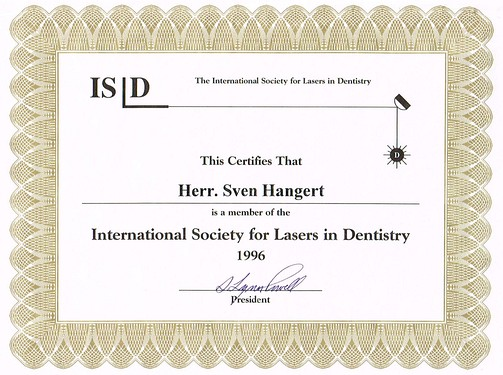 ISLD International Society for Lasers in Dentistry
