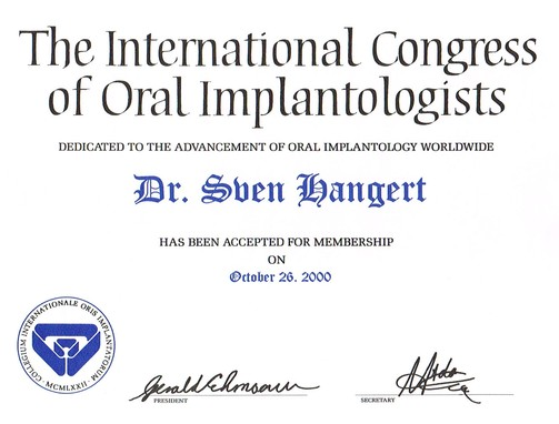 ICOI - The International Congress of oral Implantologists